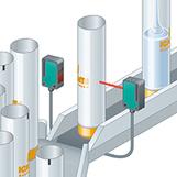 Pepperl Fuchs Karşılıklı Tip Fotoelektrik Sensör